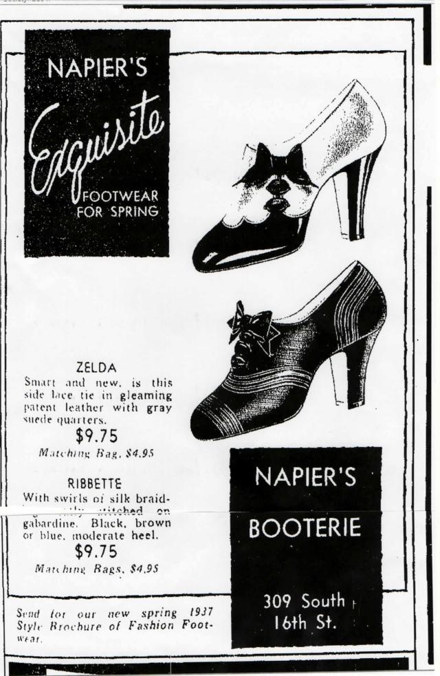napier's1937