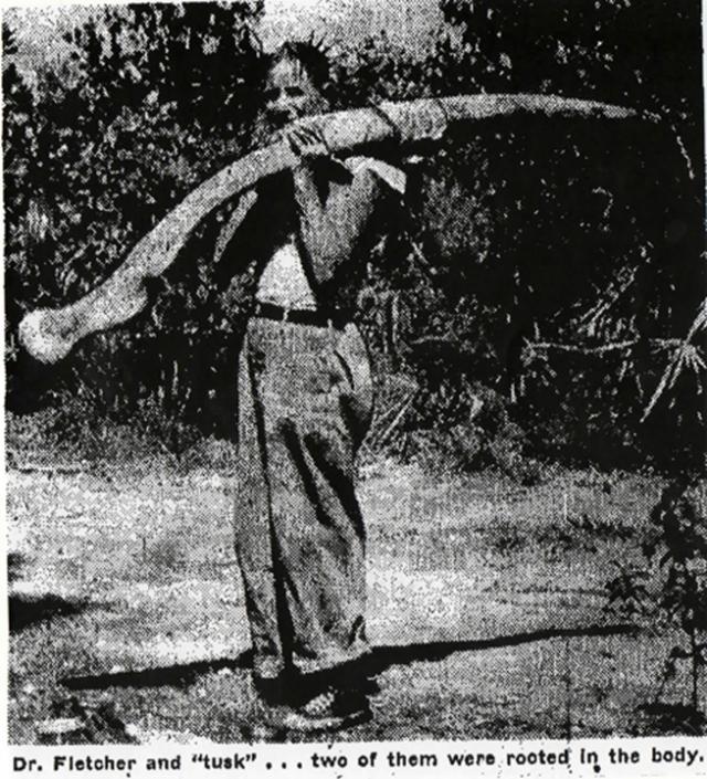Fletcherand tusk