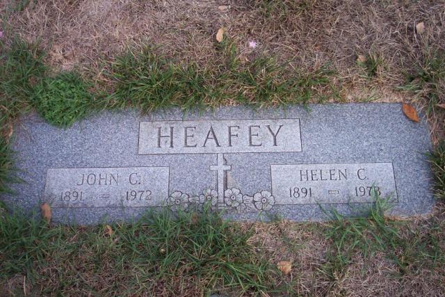 John C. Heafey