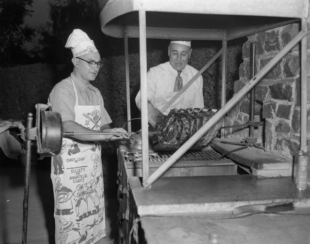 Amateur chefs1952