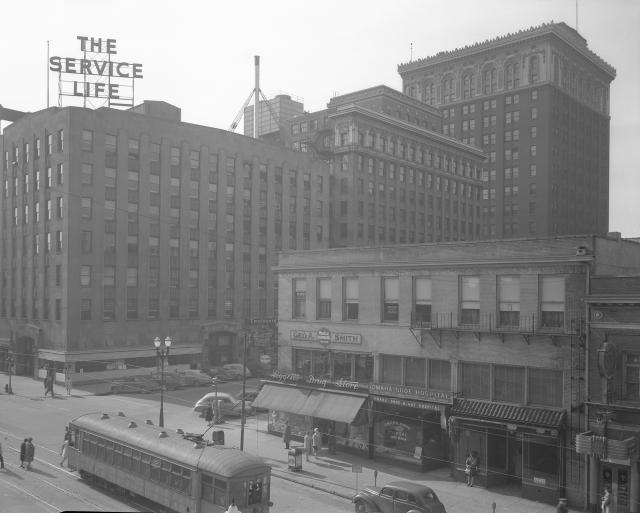Service Life1944