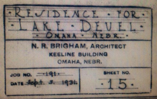 N.R.Brigham,Architect