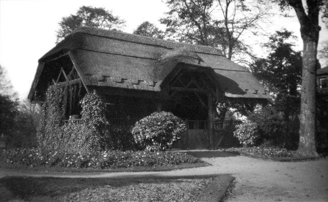 tea house 1931