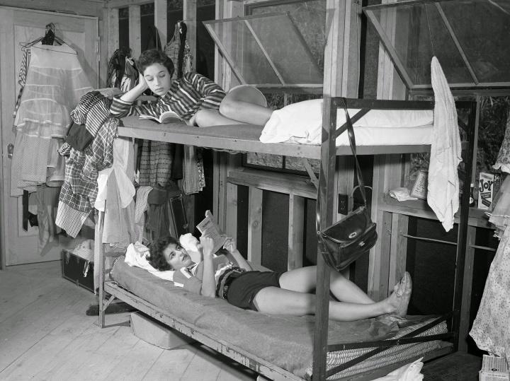 cabinlifecirca1955
