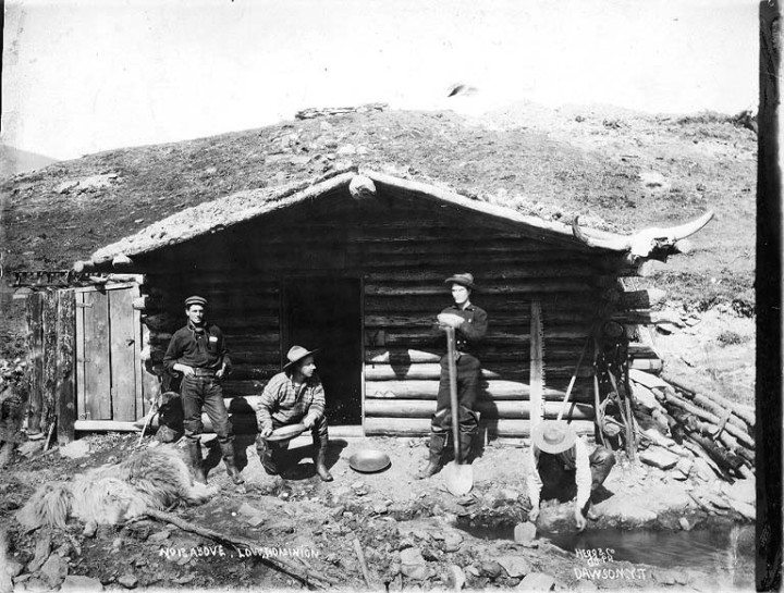minersdominioncreekyukonterritory1898