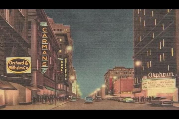 postcard