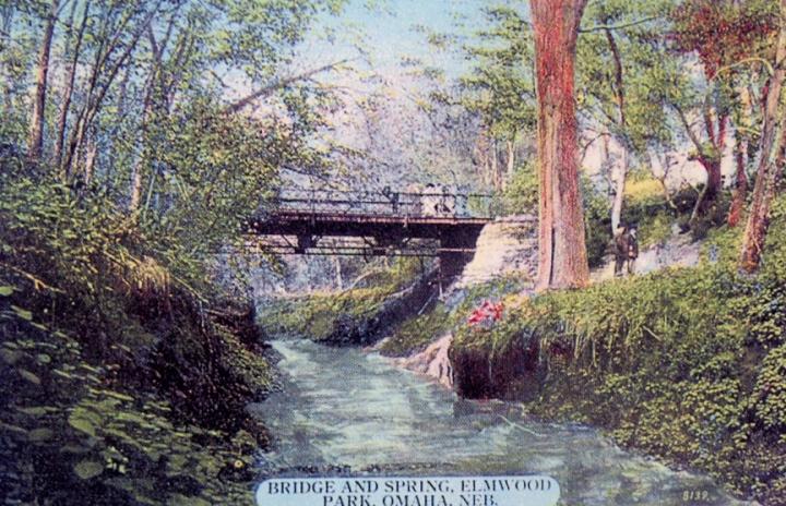 elmwoodbridgepostcard