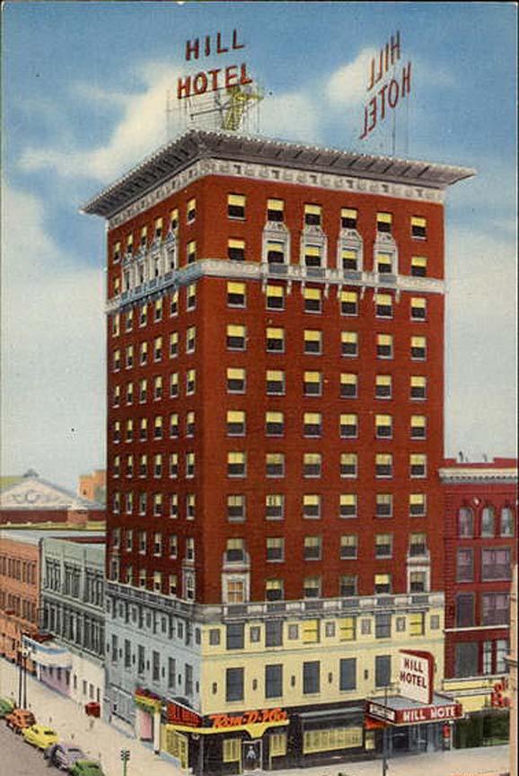 Hill Hotel Omaha, NE